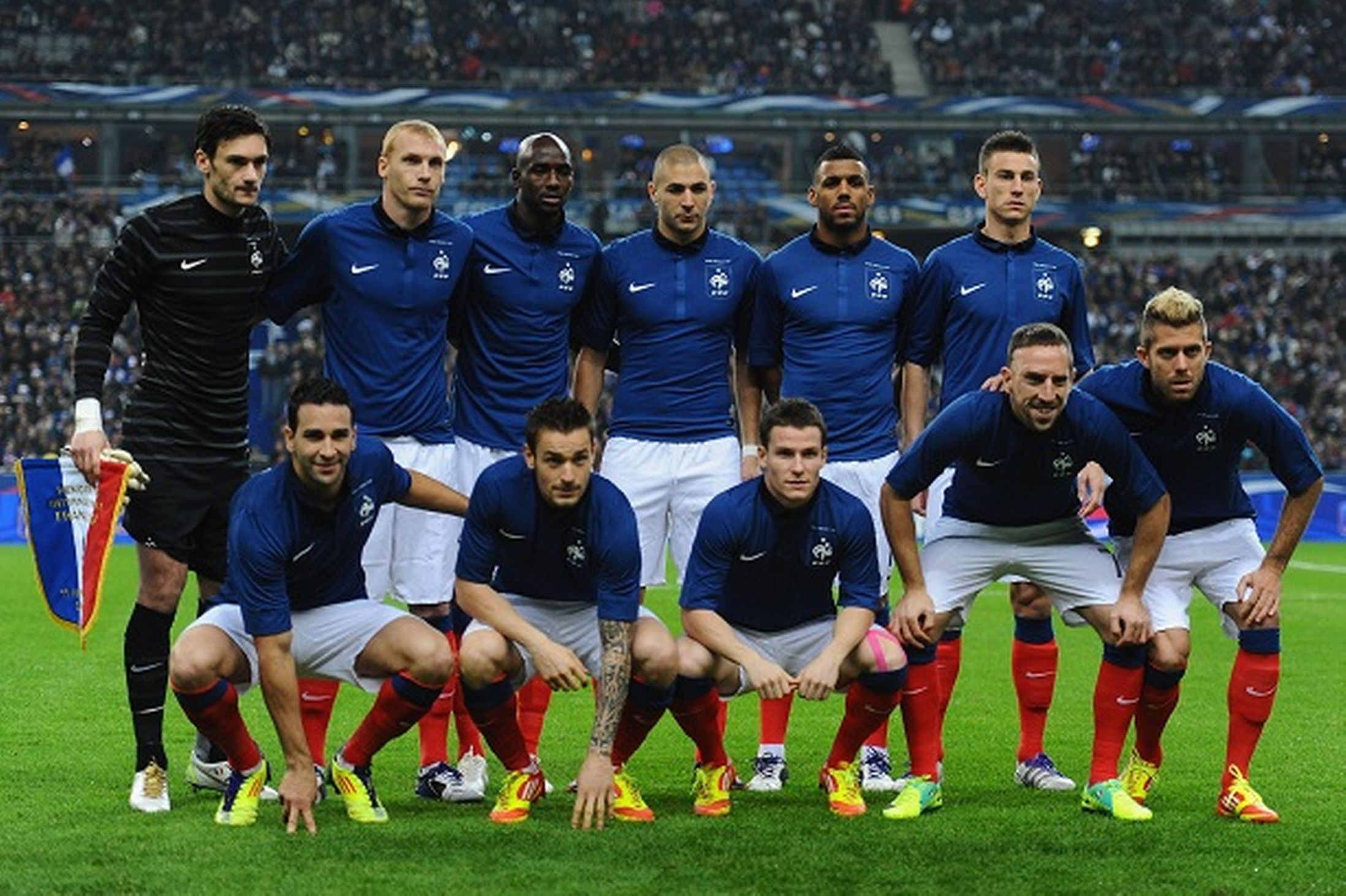 french soccer standings